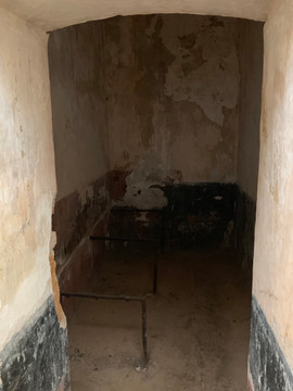 Condemned Prisoners' Cells