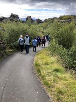 Dimmuborgir Nature Walk