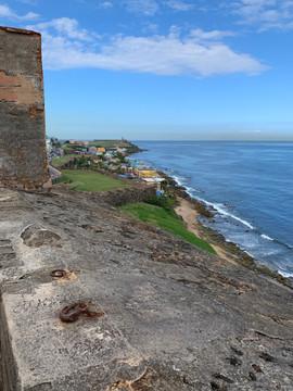 View from Castillo de San Cristobal