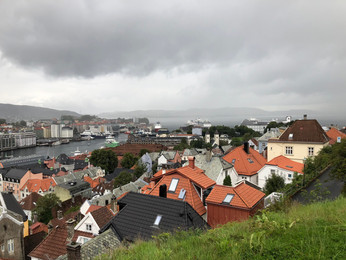 Bergen and the Port