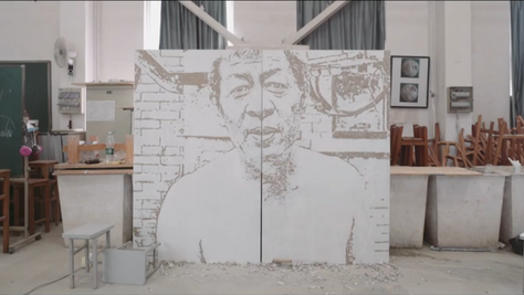 "VHILS ""Imprint"" video"