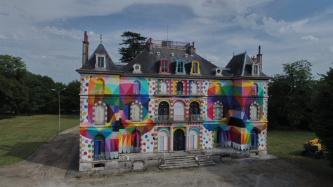 OKUDA 19th Century Castle
