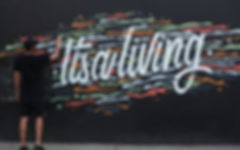 It's A Living, Artist, Typography, Mexico