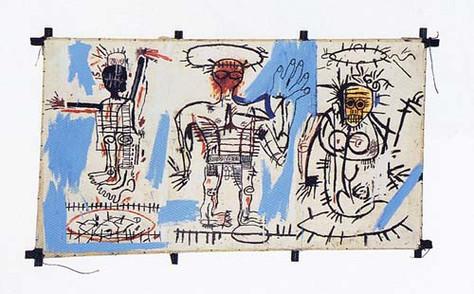 Art Basel X Basquiat