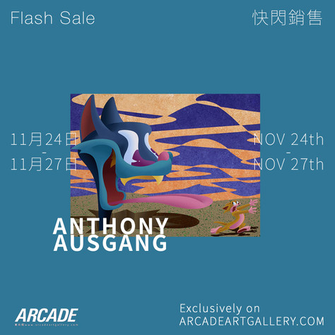 Anthony Ausgang Sale!