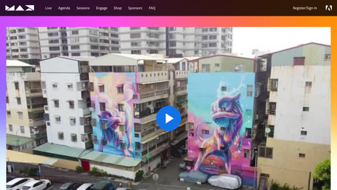 ADOBE's Art Walk: Kaohsiung, Taiwan