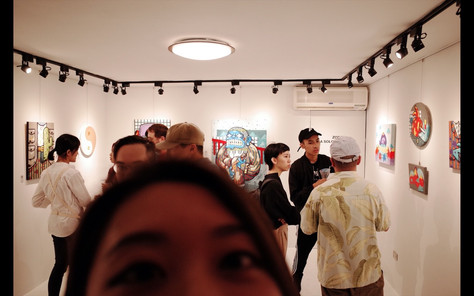 ZOOK! A Solo Exhibition (Opening Night recap)
