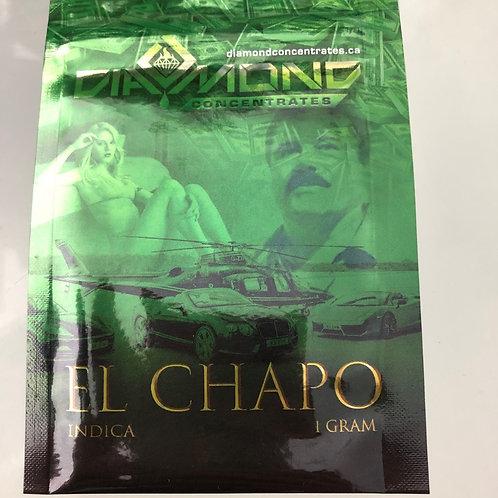Diamond - Shatter - 1g - El Chapo