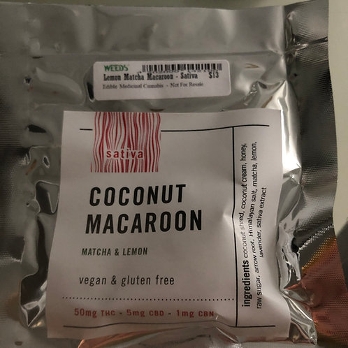 Coconut Macaroon - 50mg