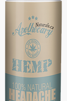 Apothecary Wellness Roll-on Remedy - Pain Relief - 10ml