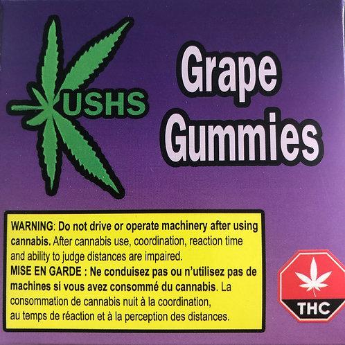 Kush's Grape Gummies - 200mg