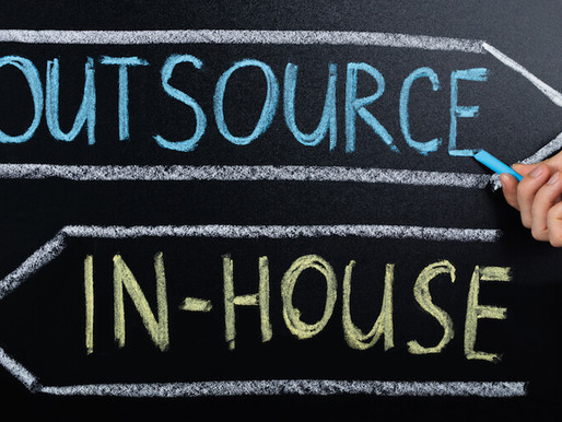What's to be gained from outsourcing bookkeeping?
