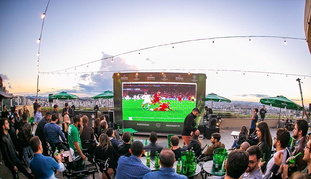 Rooftop da Copa
