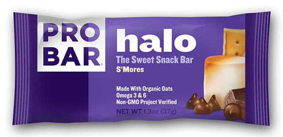 Probar Halo (The Sweet Snack Bar