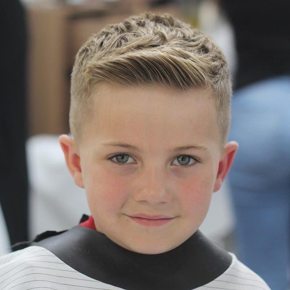 Boys Cut (under 8)