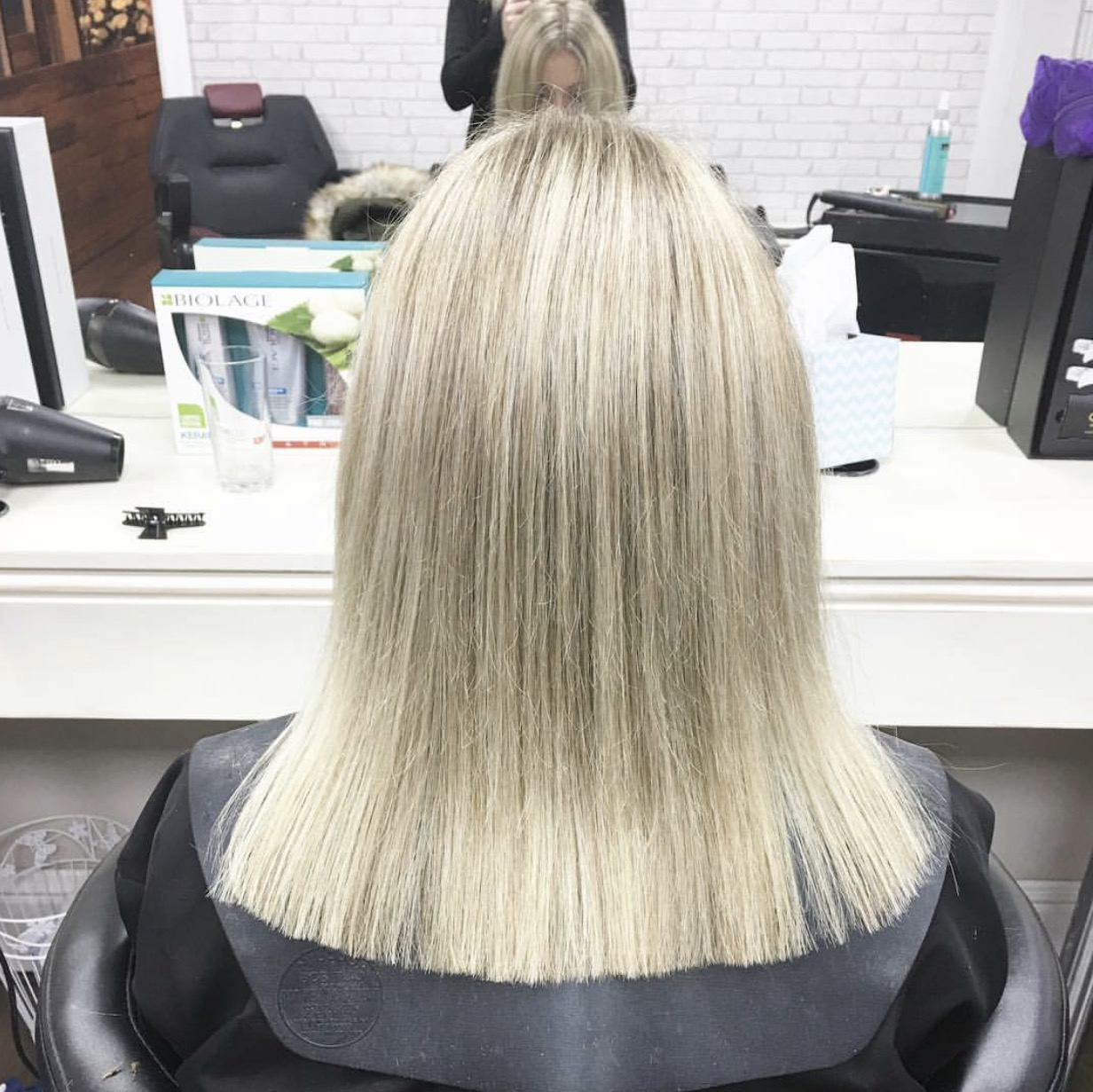 One Length - Straight Cut