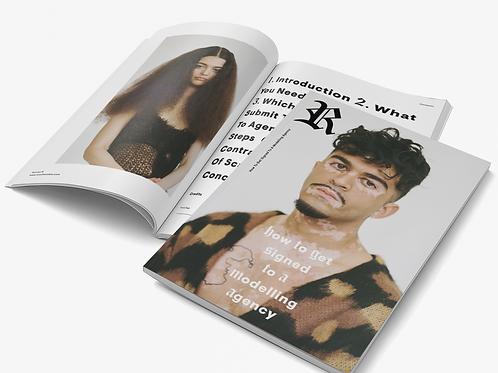 THE HANDBOOK: MODEL'S EDITION (physical copy)