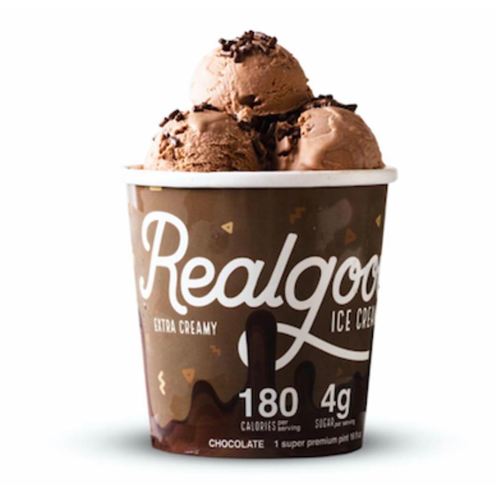 Super Premium Chocolate Ice Cream
