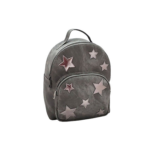 Star patch backpack