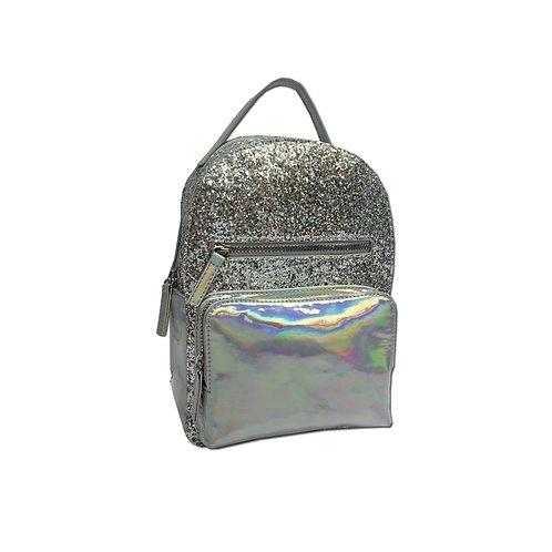 High shine backpack