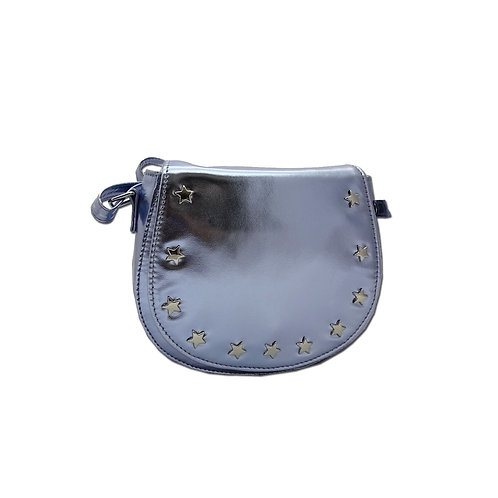 Star stud saddle bag