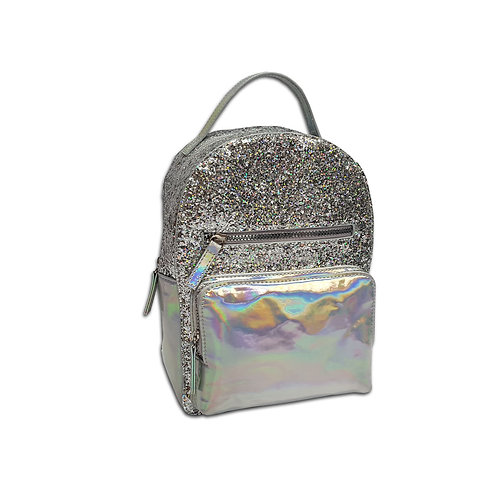 High shine backpack