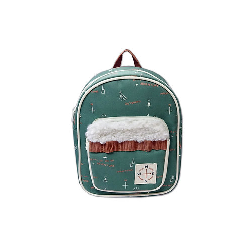 Adventure AOP toddler backpack