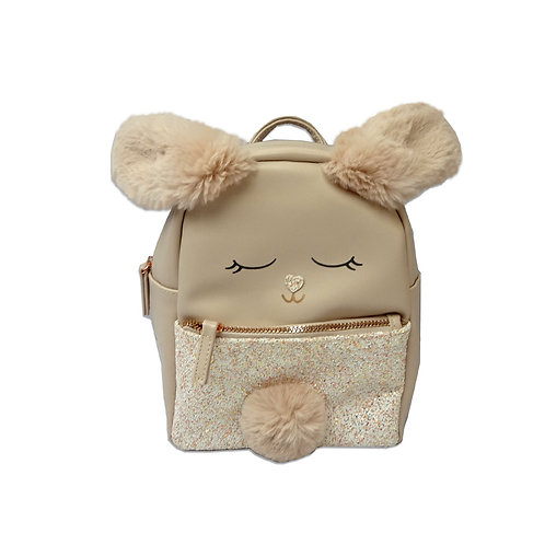 Fury bunny backpack