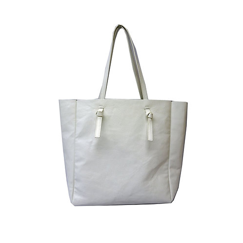 Knot details tote