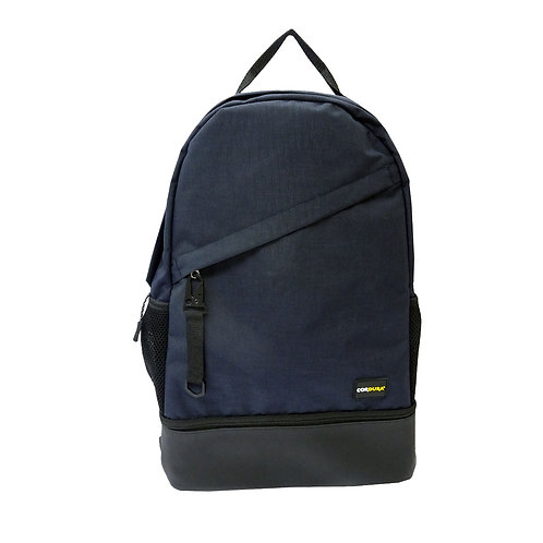Premium backpack with boot bag