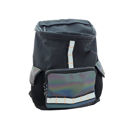Reflective fusebox backpack