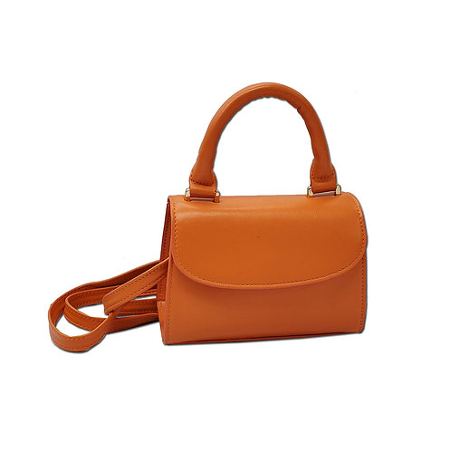 Top handle mini bag