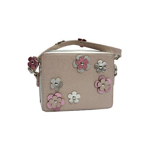 3D flower camera bag