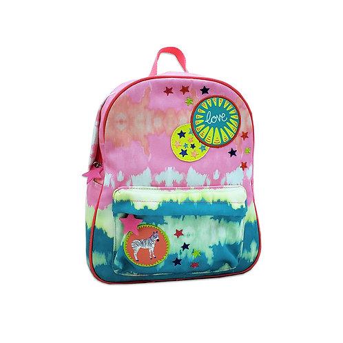 Tie dye backpack