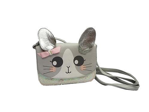 Novelty rabbit satchel