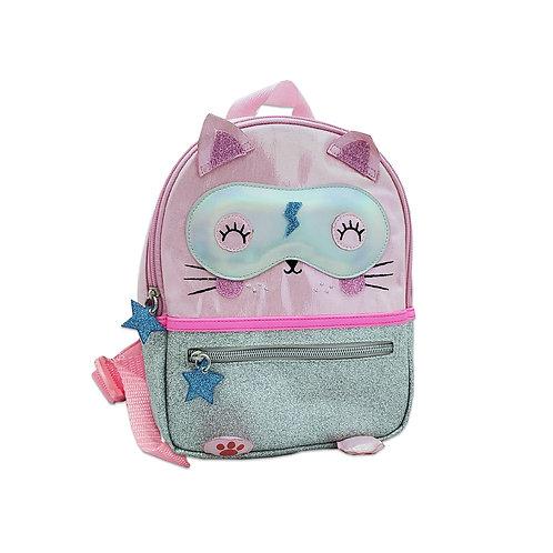 Novelty cat backpack