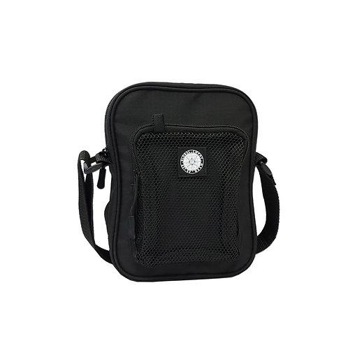 Core black flow man bag