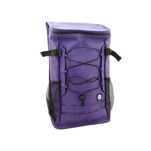 Wet look mountaineer bag