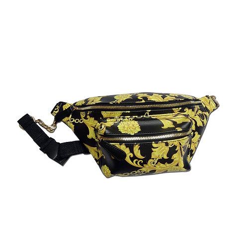 Printed bum bag