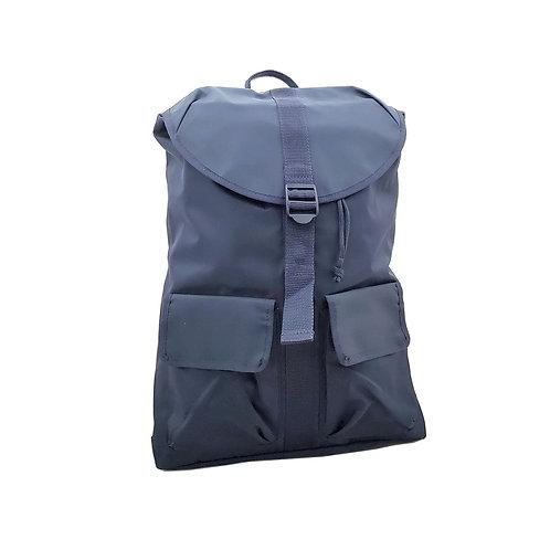 Nylon satchel backpack