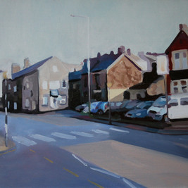 Crawshawbooth High street -