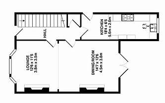 2D Floor plan Manchester
