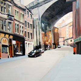 Grey St Newcastle
