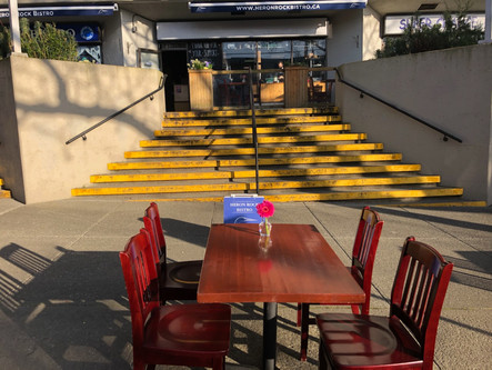 Takeout, Delivery & Patio!