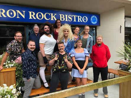 Dinner & Drag at Heron Rock