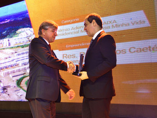 Equipe premiada – Prêmio Master Ademi Alagoas 2016