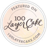 Tel que vu sur 100 Layer Cake
