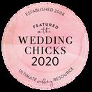 Tel que vu sur Wedding Chicks