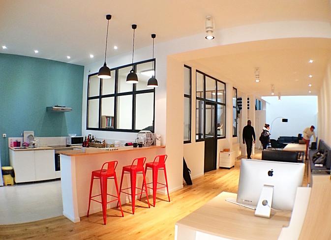 cuisine - espace détente