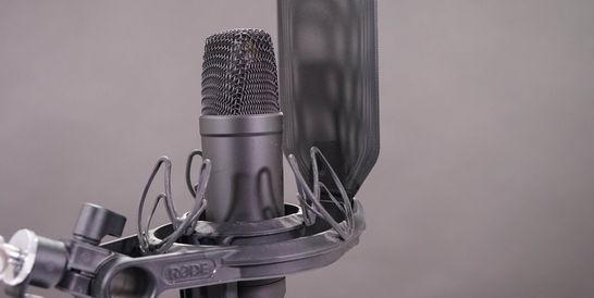 Studijas mikrofoni
